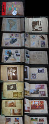 Pixar's Up My Adventure book by AlmightyGingerOne