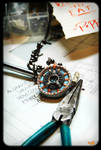 Arc Reactor - Iron Man Necklace