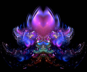 Glass Heart by tigress4u