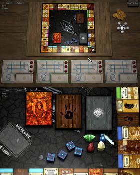 Desperate Gods Skyrim Monopoly Mod