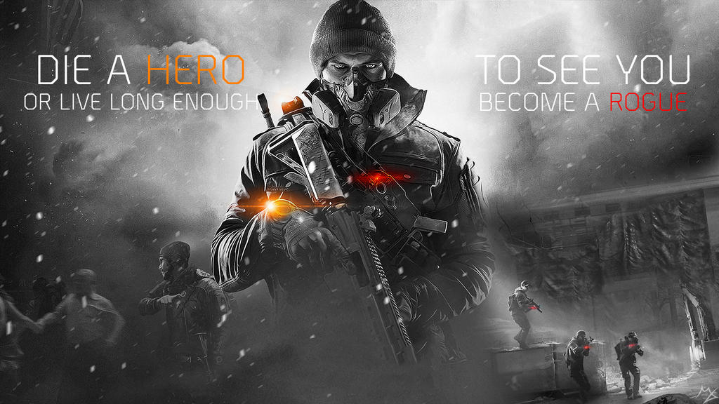 Tom Clancy The Division Wallpaper by mxswat ...