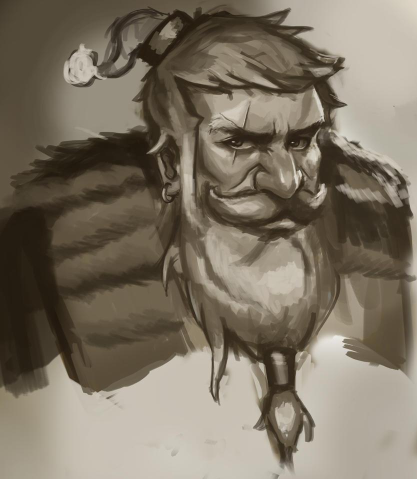 Dwarf by AsFooR