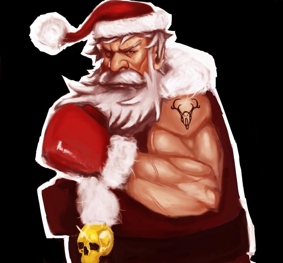 Santa by AsFooR