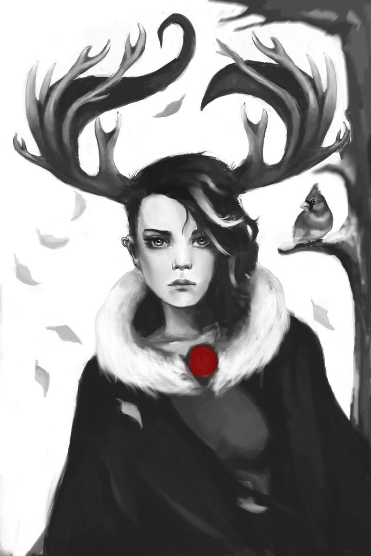 Antlers by AsFooR