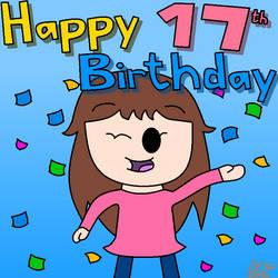 Happy 17th Birthday, Strikerwott12!