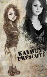 Kathryn Prescott_1 by elaineK