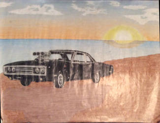 1970 Dodge Charger-Fast and the Furious by dr12002610