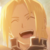 Smiling Edward Elric