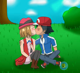 .PC - AmourShipping. by FMAandYGO5dsgirl