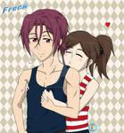 .AT - Hugs!. by FMAandYGO5dsgirl