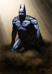 Batman by mrbiagy