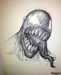 Venom by mrbiagy
