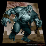Solomon Grundy by mrbiagy
