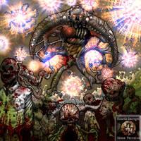 Cosmic Zombies