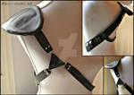 AC: Altair's shoulder belt (commission)