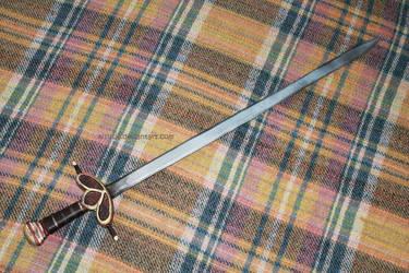Assassin's Creed Ezio common sword by kisusie