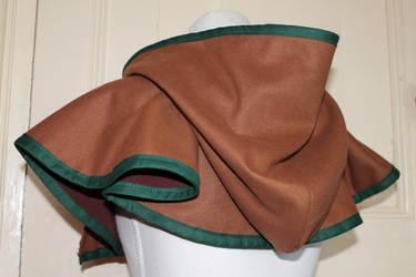 The Witcher 3: Wild Hunt capelet / hooded cape