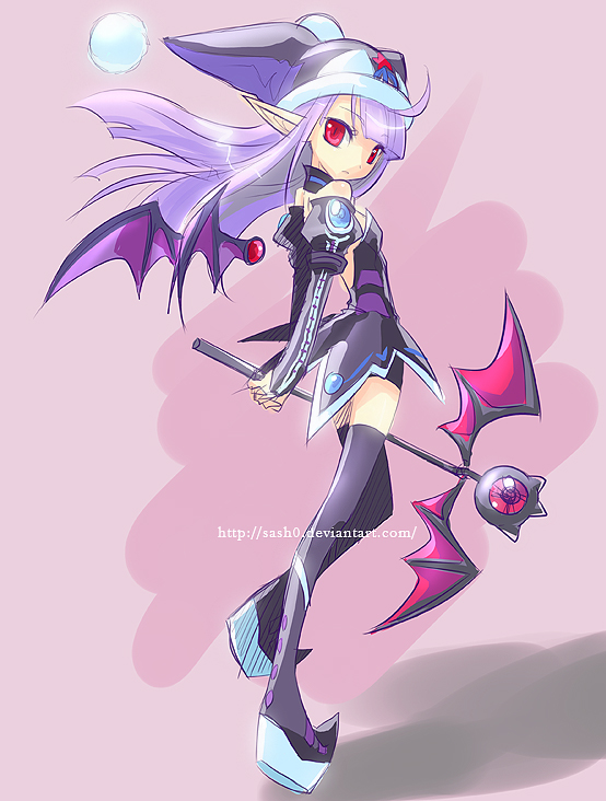 Little Devil FO by ZiyoLing