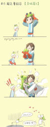 The frog princesses by ZiyoLing