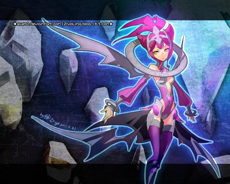 ::DragonNest::meteorswarm by ZiyoLing
