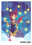 Dragon Nest-Sorceress + Stars