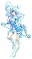 ::DragonNest::Archer costume B by ZiyoLing
