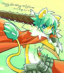 DragonNest:Mr Silver by ZiyoLing