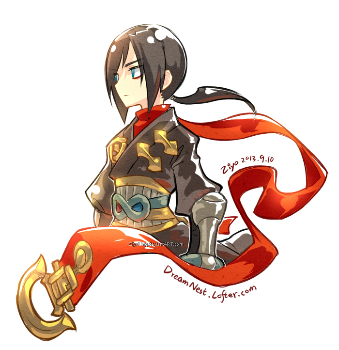 [Dragon Nest] Assassin by ZiyoLing