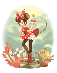 ::DragonNest:: Minnie Loli by ZiyoLing