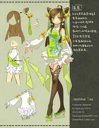Original character: MoCha