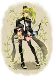archer clovia by ZiyoLing