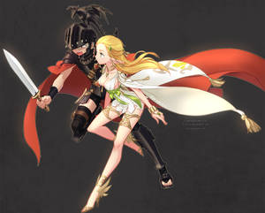 Dragon Nest Airs and Fronia