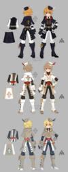 Dragon nest priest warrior by ZiyoLing