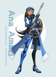 Captain Amari