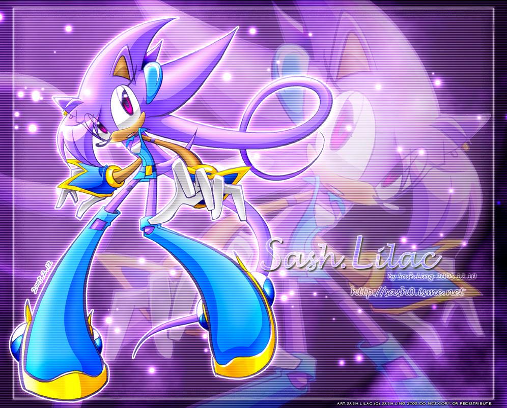 Sash Lilac by ZiyoLing
