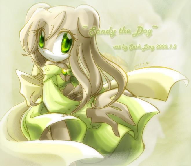 Sandy_the_Dog by ZiyoLing