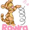 Tigger Love by rawra