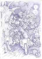 Super Metroid, Samus by Omegachaino