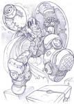 Proto Man, Mega Man