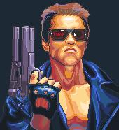 Terminator by Omegachaino