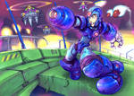 Mega Man X, Highway