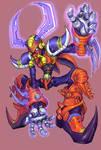 Mega Man X, Boomer Kuwanger