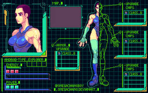 Project Hypersleep, Menu by Omegachaino