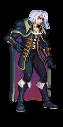 Alucard, Castlevania by Omegachaino