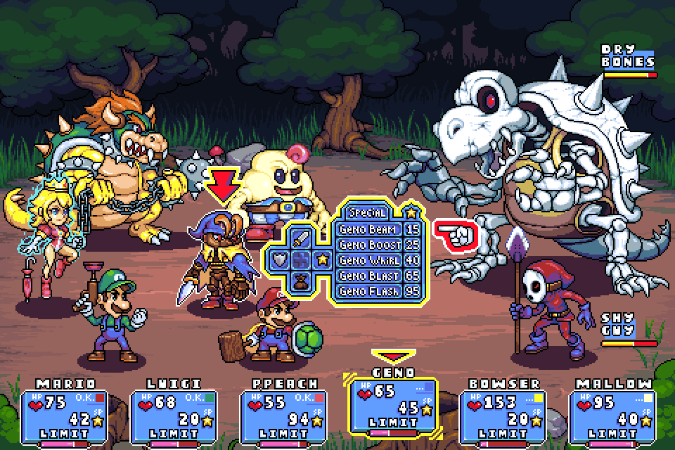 super mario rpg mockup ver01 by omegachaino on deviantart