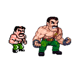 Mighty Final Fight, Haggar ver02