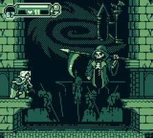Castlevania Sotn, gameboy mockup