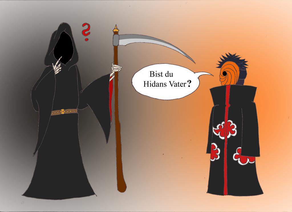Akatsuki and DEATH Tob...
