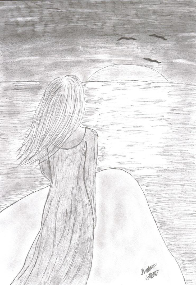 Longing for you... by vampiregirlchika