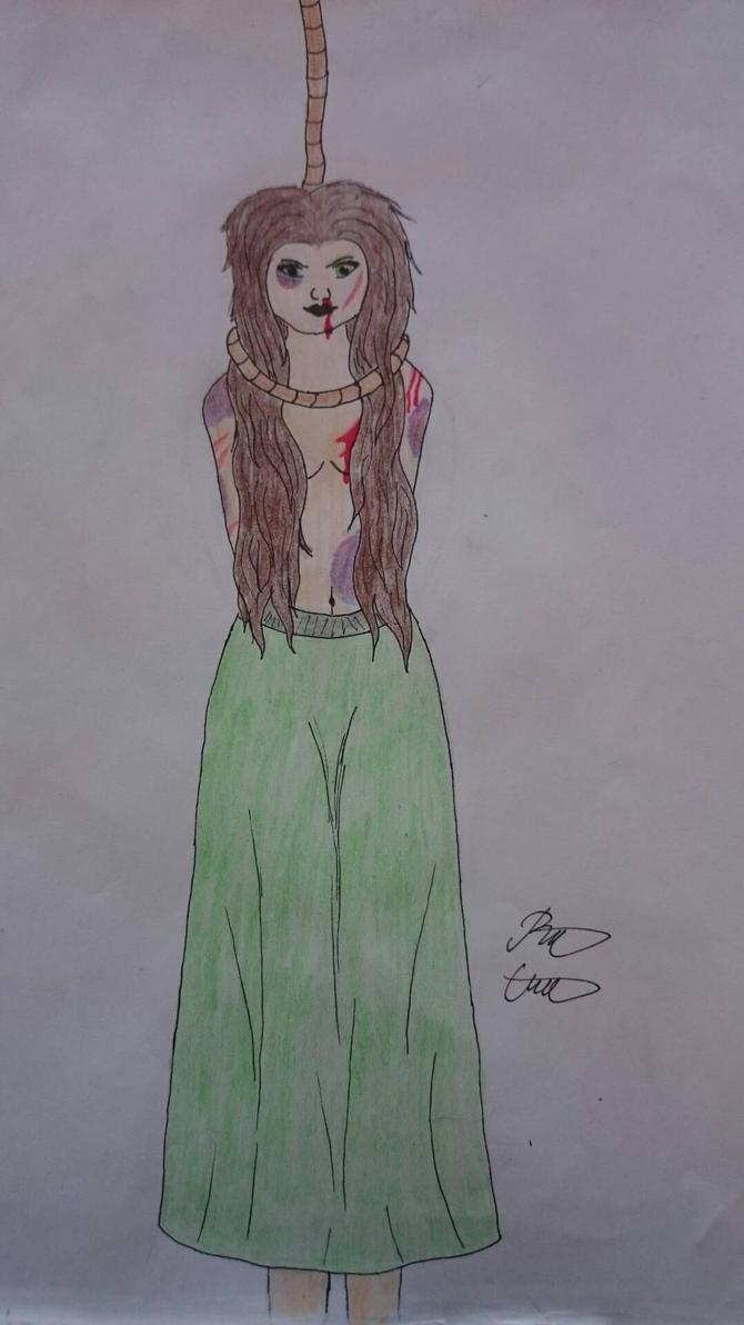 I regret nothing... by vampiregirlchika